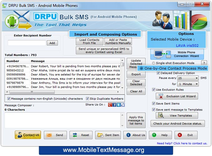 android mobile software download
